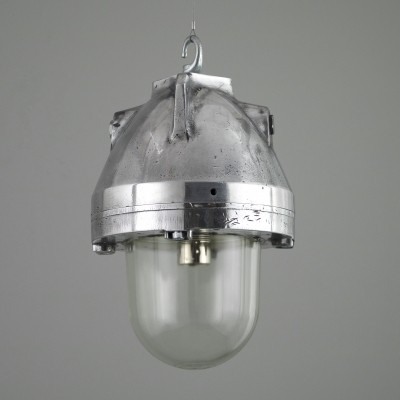 Industrial munitions pendant store lights