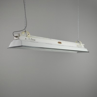 Linear industrial LED lighting by Thorlux