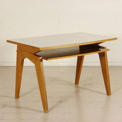 Writing Desk in Solid Sessile Oak, 1960s