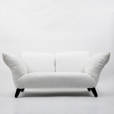 'Bilbò' two-seater sofa by Gianfranco Gualtierotti for Edra, 1983
