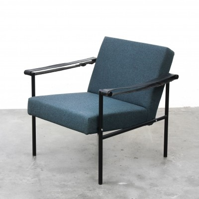 SZ38/SZ08 arm chair by Martin Visser & Dick Van Der Net for Spectrum, 1960s