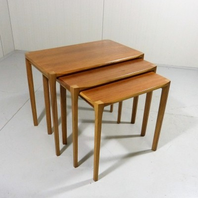 Nesting Tables by Rex Raab for Wilhelm Renz, Germany 1960's