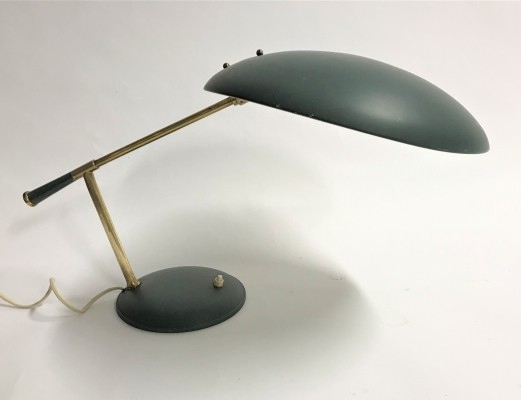 Vintage desk lamp by Louis Kalff, 1950s