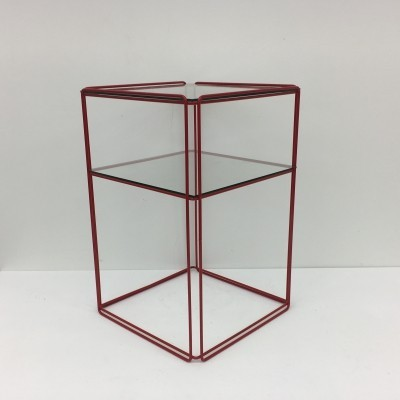 Max Sauze for Atrow 'isocele' side table, 1970's