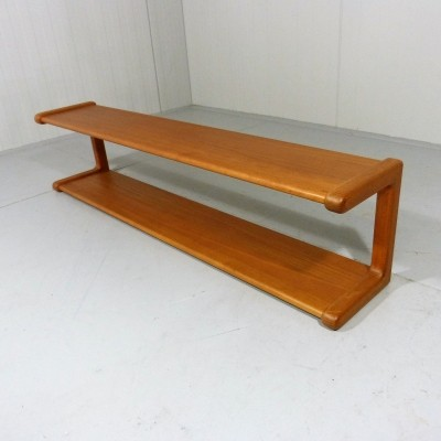 Teak Wall Bookshelf by Dyrlund Denmark