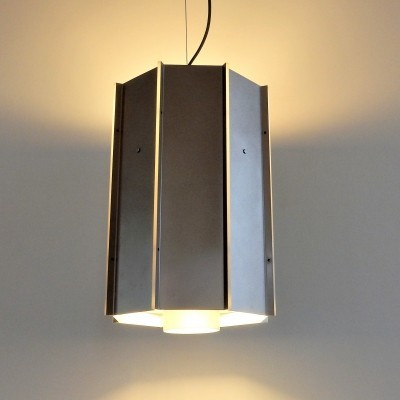 Large industrial B-1011.0000 pendant lamp by Raak
