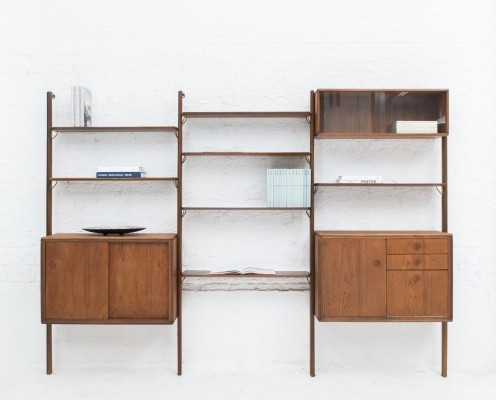 Wall unit by William Watting for Fristho, 1960s