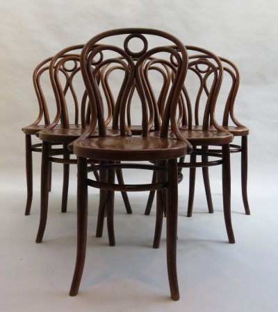 Set Of 6 'No 36' Joseph And Jacob Kohn Dining Chairs