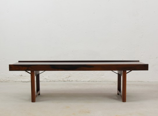 'Krobo' bench by Torbjørn Afdal for Mellemstrands Møbelfabrik, Norway 1950's