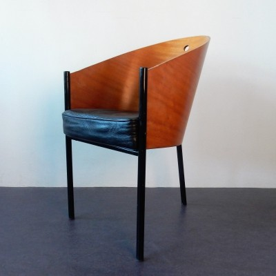 Costes armchair by Philippe Starck for Driade Aleph, France 1980's