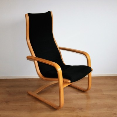 Lamello lounge chair by Yngve Ekström for Swedese, 1970s