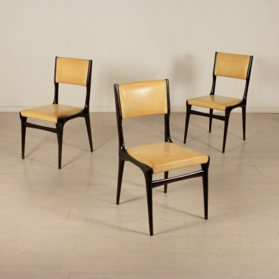 Set of Chairs by Carlo de Carli, 1950s