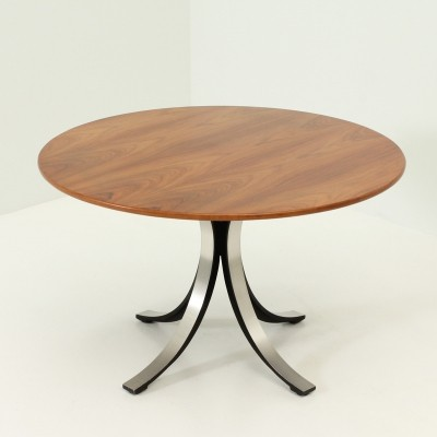 T69 Dining Table by Osvaldo Borsani & Eugenio Gerli for Tecno