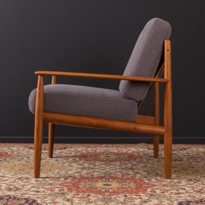 Armchair by Grete Jalk for France & Son, second series from the 1960s