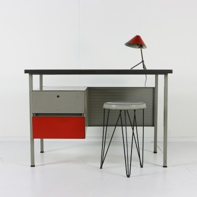 Model 3803 writing desk by André Cordemeyer for Gispen, 1960s