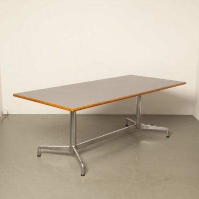 Castelli System SBC conference table, 1960s