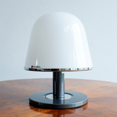 Kuala desk lamp by Franco Bresciani & Harvey Guzzini for Meblo, 1970s