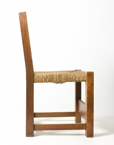 Early modernist low chair