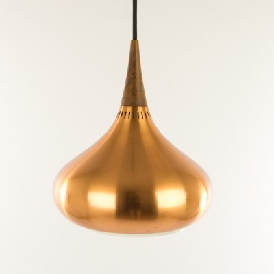 Orient Minor pendant by Jo Hammerborg for Fog & Mørup, 1960s