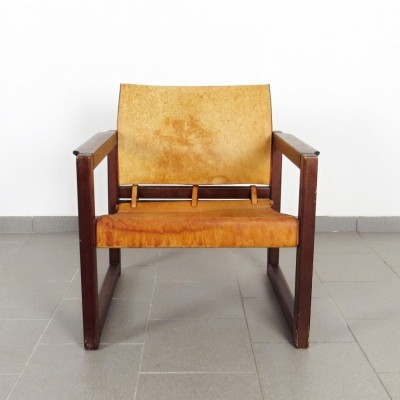 Karin Mobring arm chair, 1970s