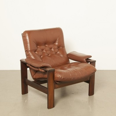 Coja women's model armchair, 1970s