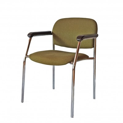 3 x Green Chair by Drabert, 1970s