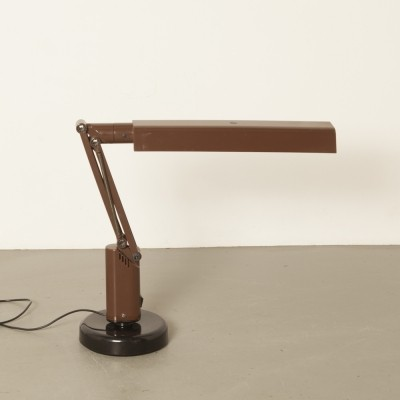 6 x Lucifer desk lamp by Tom Ahlström & Hans Ehrich for Fagerhults, 1970s