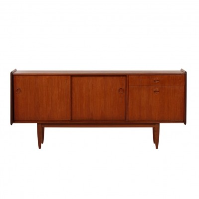 Teak Sideboard by Louis van Teeffelen for Webé, 1960s