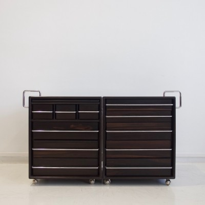 Chest of Drawers by Fabio Lenci for Bernini