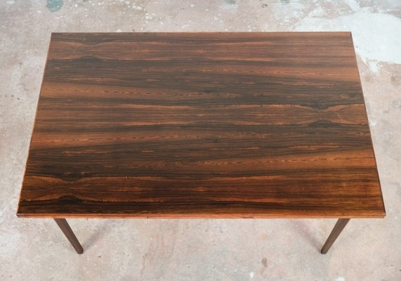 Danish extandable dining table in rosewood, 1960s
