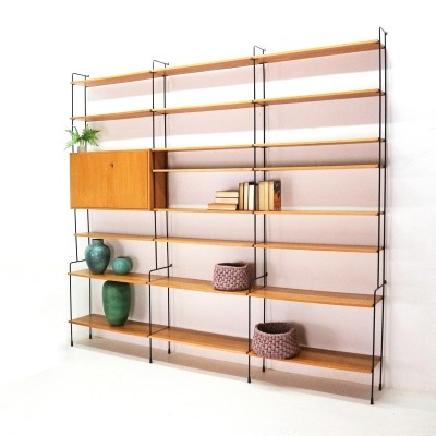 Extensive Omnia Wall Unit by Hilker, 1960s