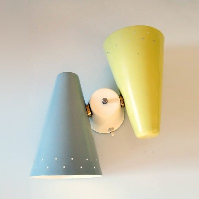 Anvia wall light, 1950s