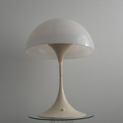 Panthella Table Lamp by Verner Panton for Louis Poulsen, 1970's