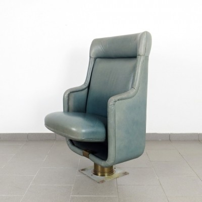 10 x Karel Prager arm chair, 1980s