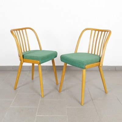 2 x dining chair by Antonin Šuman for TON, 1960s