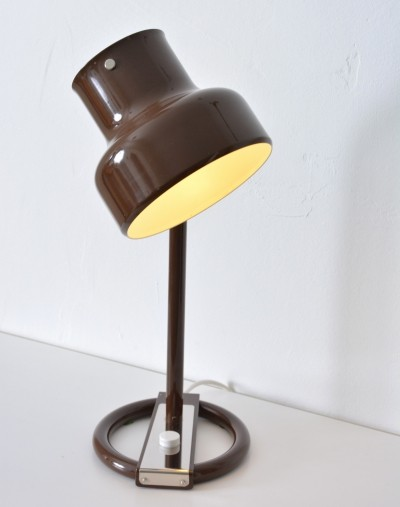 Bumling desk lamp by Anders Pehrson for Ateljé Lyktan, 1960s