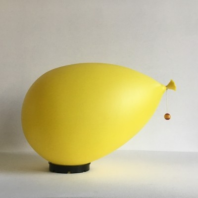 Large Yves Christin for Bilumen Balloon lamp, 1970's