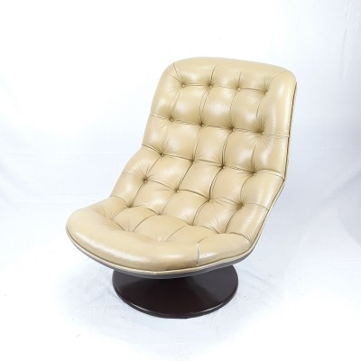 Shelby lounge chair by Georges Van Ryck, 1960s