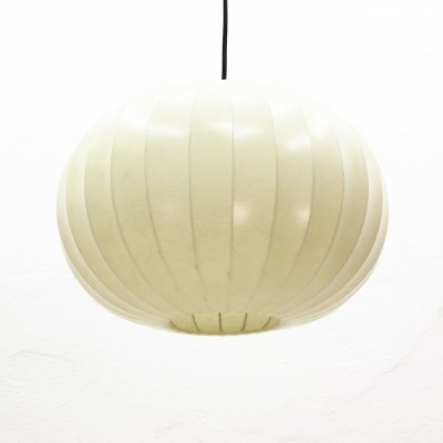 Large '60s Cocoon Pendant Lamp