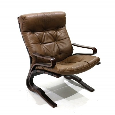 Set of 4 Nordic Lounge chairs