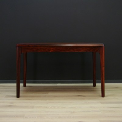 Henning Kjærnulf dining table in rosewood