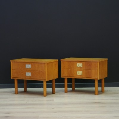 Pair of vintage cabinets, 1970s