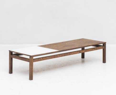 Coffee table by Kho Liang Ie for 't Spectrum, Holland 1960