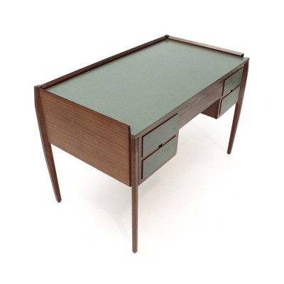 Italian Mid-century modern desk with formica top, 1960s