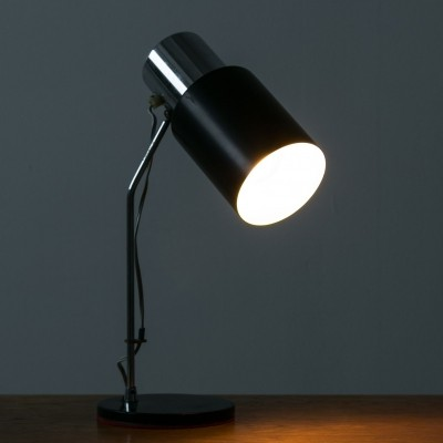 Model 1636 desk lamp by Josef Hůrka for Napako, 1960s