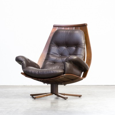 Hove Möbler lounge chair, 1970s