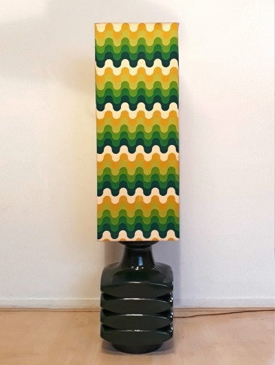 Facette 324-40 floor lamp by Cari Zalloni for Steuler Design, 1970s