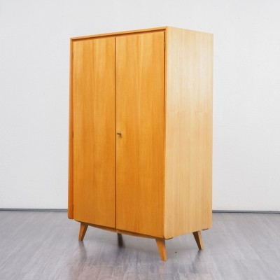 Musterring wardrobe cabinet in ashwood, 1960s