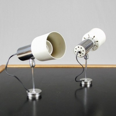 Pair of Italian wall lamps from the 1960s