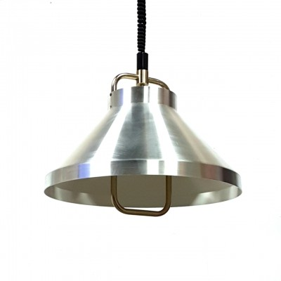 Danish design rise & fall 'Tarok' pendant by Jo Hammerborg for Fog & Morup